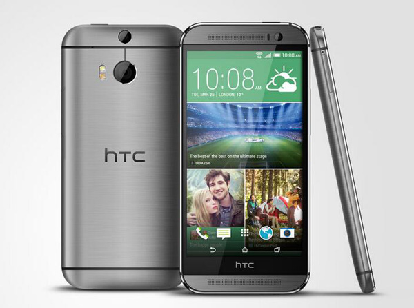 HTC One M8 Duo Camera